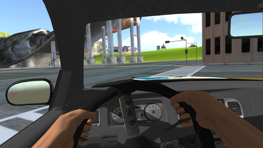 Police Car Drift Simulator 1.8 screenshots 14