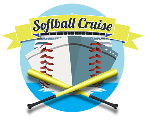 Softball Cruise Logo