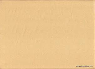 Photo: 18 Bangalore - Color 50 Plain (back)   100% Silk Satin Plain