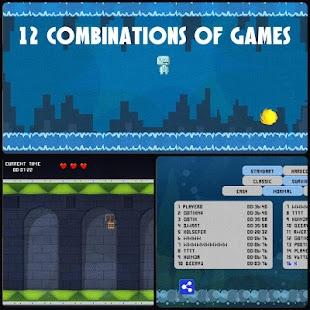 Pixel Arcade - Double Jump screenshot