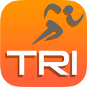 Triathlon - Sprint & Olympic Swim, Bike, & Run Log icon