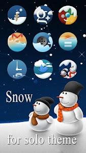 Snow World-Solo Theme v1.0.0