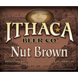 Logo of Ithaca Finger Lakes Nut Brown