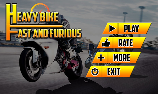 Heavy Bike Fast Furious Game