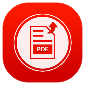 PDF Files Recovery App Recover Deleted PDF Files 5.0 by Imti techologies logo