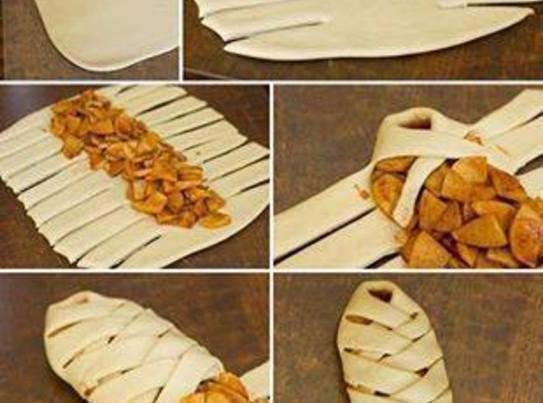 Apple Braid Recipe