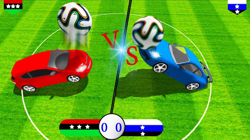 Car Rocketball Turbo Soccer League 1.0 screenshots 8