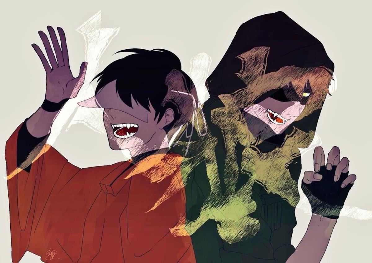 食害 小説 ゾム ○○の主役は我々だ、のゾムさんはメンバーの誰と仲がいいですか?