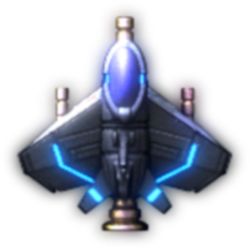 Spaceship X41: Classic Space Shooter Game