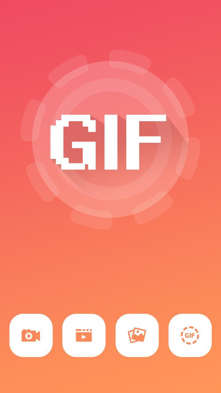 Скриншот GIF Maker - Video & Photo to Gif Maker