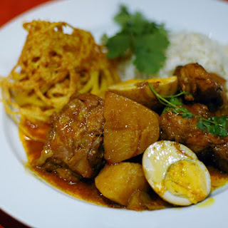 Curry Chicken Roti Recipes.