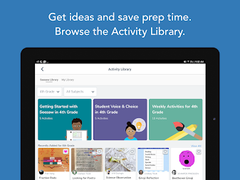 Seesaw: The Learning Journal APK screenshot thumbnail 9
