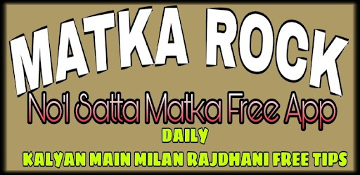 Matka Rock Date fix Satta Tips and Fast Results 1 apk