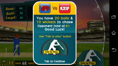 World Cricket: I.P.L T20 2016 0.1.2 screenshot 1181985