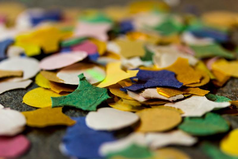 Carnival Confetti di jijjal