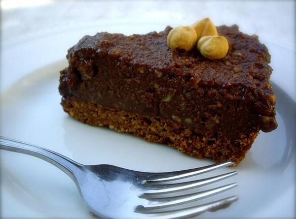 Gianduia Pie (nutella) Recipe