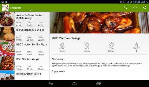 健康雞主菜|玩書籍App免費|玩APPs