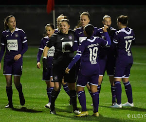 Anderlecht veegt vloer aan met KRC Genk Ladies in Super League