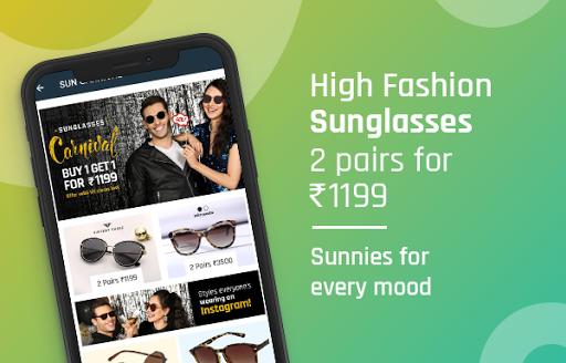 Lenskart: Eyeglasses, Sunglasses, Contact Lens App screenshot 5