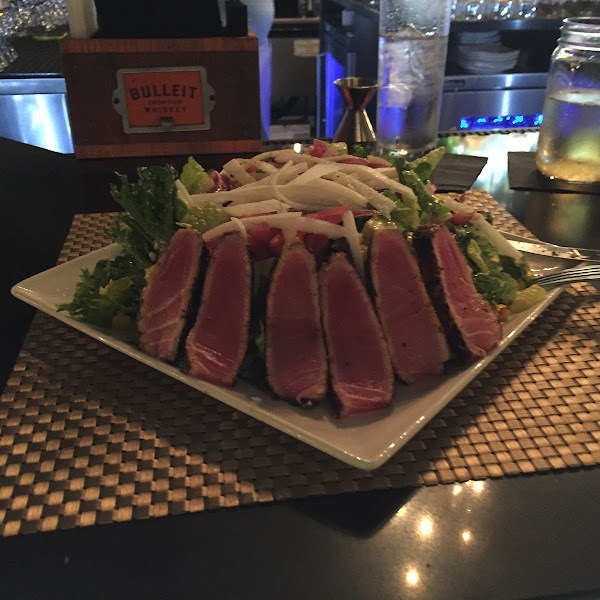This is my 3rd time back in the last year (from out of town). I order this Ahi Tuna every time and it never disappoints! Definitely get it blackened!
