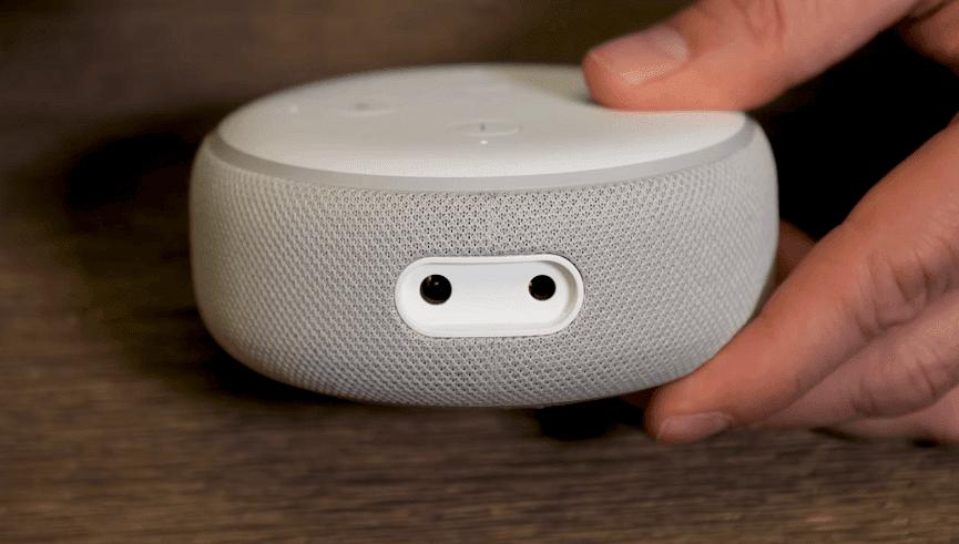 amazon echo dot 3rd generation speaker