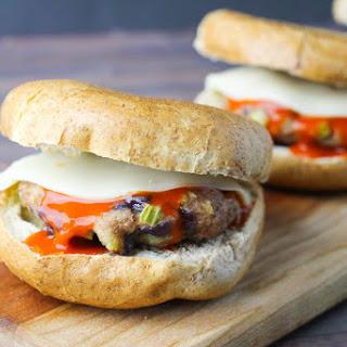 Buffalo Turkey Burgers.