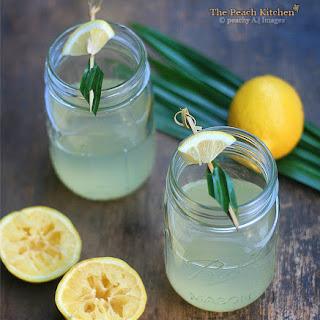 Pandan Lemonade