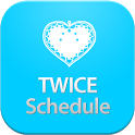 TWICE Schedule icon