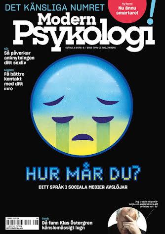 Modern Psykologi 8/2019