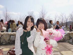 Photo: 卒業式
