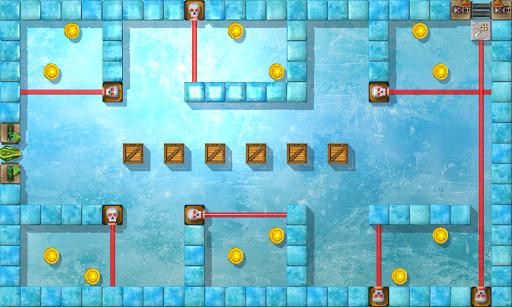 لالروبوت Snake Treasure Chest ألعاب screenshot