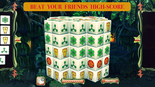 FAIRY MAHJONG - New 3D Majong Screenshot