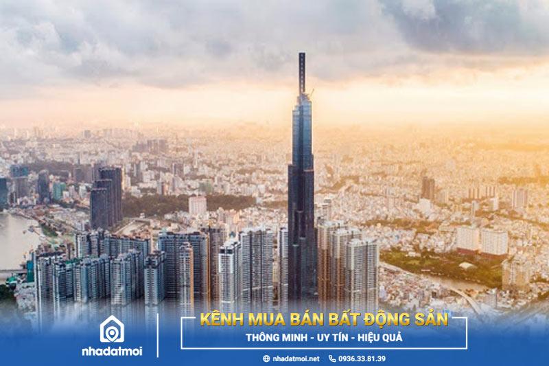 tòa nhà 81 tầng cao bao nhiêu mét
