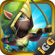 Game Castle Clash: فريق الشجعان APK for Windows Phone