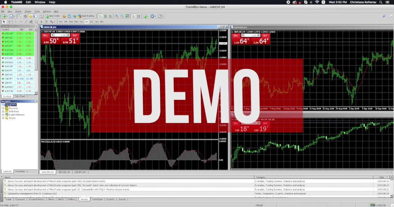 Giao dịch forex tạo tài khoản giao dịch forex demo trước tài khoản real