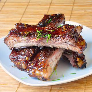 Honey Garlic Sticky Ribs Recipe