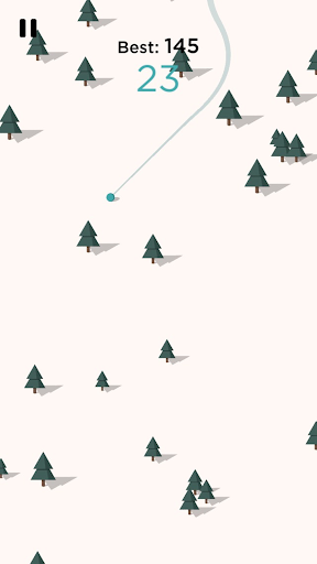 Chilly Snow game (apk) free download for Android/PC/Windows screenshot