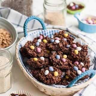 Super-Seeded Easter Nests