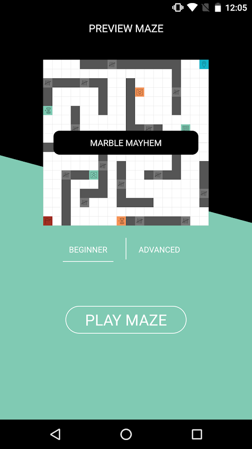 Maze by Seedling- screenshot