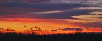 Rosso di sera Bel tempo si spera di carlettore