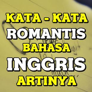 Kata Kata Romantis Bahasa Inggris Dan Artinya Apk Download For Android