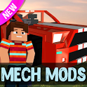 Vehicles mods for Minecraft icon