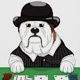 CaramelMoji - Bulldog Blogger dog emojis stickers
