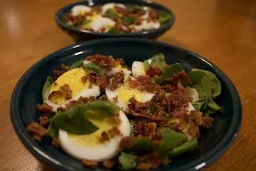 My favorite Spinach Salad