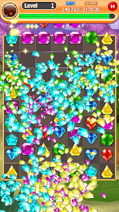 DIAMOND RUSH MOD APK DOWNLOAD  LATEST HACKED VERSION 5