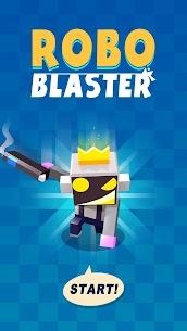 ROBO BLASTER: Guns! Shoot! Boom! MOD APK [No Ads] 1