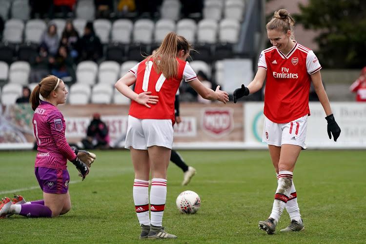 110 matchs, 100 buts, les stats folles de Vivianne Miedema à Arsenal
