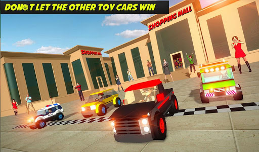 Shopping Mall electric toy car driving car games 1.1 15