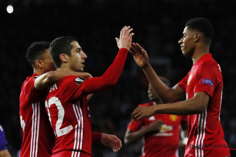 Manchester United propose 75 millions pour un attaquant italien