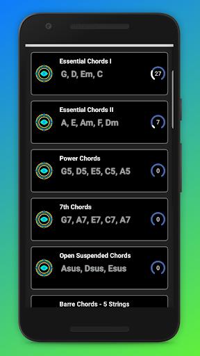 Learn Guitar with Simulator 7.2.1 screenshots 4